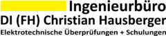 Ingenieurbüro DI (FH) Christian Hausberger – Elektrische Sicherheit: Elektrotechnische Überprüfungen (E-Check) und Überprüfung von Medizingeräten (STK)
